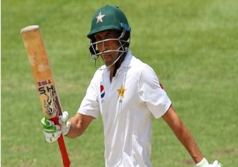 Pakistan batsman Younis Khan.