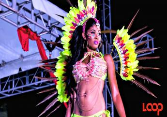 Huma section for Baje International's 2017 Kadooment band, 'This Is The Life'.