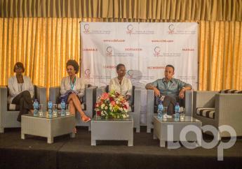 Un panel du Sommet International des Femmes du Numérique en Haïti