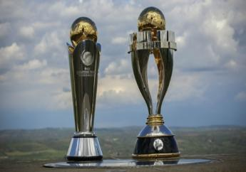 The ICC Champions Trophy and the Women's World Cup.