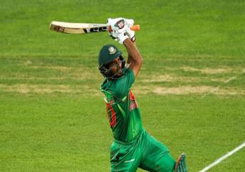 Bangladesh all-rounder Mahmudullah.