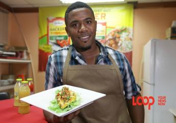 Jamaica College old boy Christopher Sinclair-McCalla has established his home-based catering company - Chris' Kitchen.