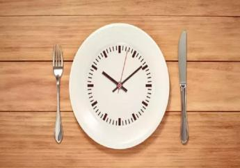Are you eating to time?