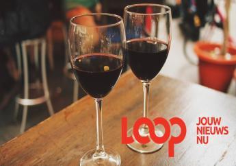 Twee glaasjes rode wijn doen wonderen in bed