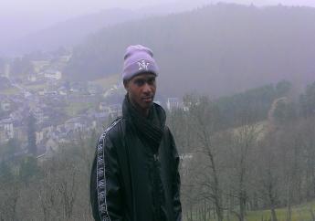 Le jeune écrivain haitien, Phew Laroc