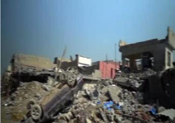 US-led airstrike on Mosul may have killed Iraqi civilians.