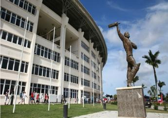 Sir Vivian Richards Stadium in Antigua.