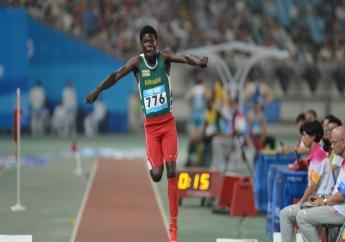 Miguel van Assen en Tosh van Dijk (niet op de foto) hebben brons gewonnen in Azerbeidjan. Foto: News.cn