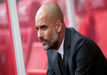 Guardiola was not keen to discuss the futures of Sergio Aguero and Kelechi Iheanacho with Champions League football still to be secured.