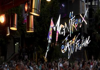 Logo du Festival Credit photo : Le Temps