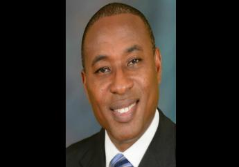 Marlon Waldron, newly elected President of the Barbados International Business Association (BIBA).