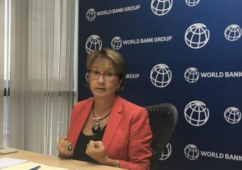 World Bank Country Manager for Jamaica Galina Sotirova commended the country for positive results in strengthening fiscal and debt management and maintaining a stable macroeconomic framework throughout the years.