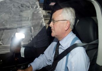 FILE - John Varley, former Group Chief Executive of Barclays Bank.