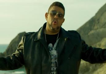 Capture d'écran du dernier clip de Vayb
