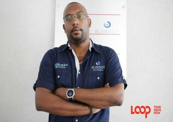 It's been a little over two years since Larren Peart formed research and data intelligence company, Blue Dot Media, with schoolmate Andre Burnett.