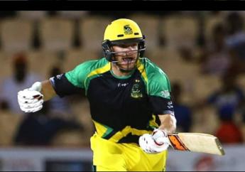 Glenn Phillips hit 51 runs off 47 balls to help lift the Tallwahs to their fourth straight victory.