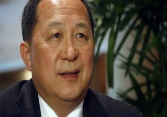 Ri Yong-ho (Foto: BBC)