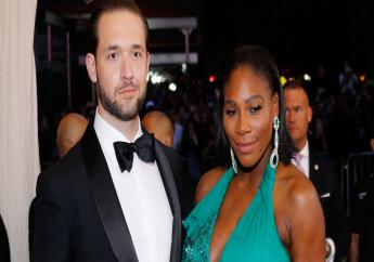 Alexis Ohanian and Serena Williams (Getty)