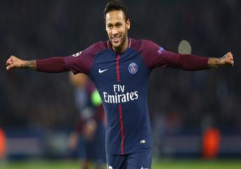 Paris Saint-Germain Neymar.