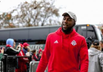 Altidore will lead a football clinic for local youth on Saturday January 6.