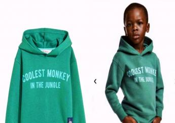'Coolest Monkey in the Jungle' - H&M