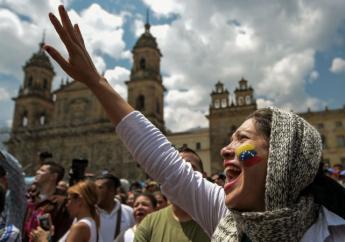 En tout, 1,3 million de Vénézuéliens ont utilisé la carte de mobilité frontalière qui leur permet de transiter entre les deux pays. AFP