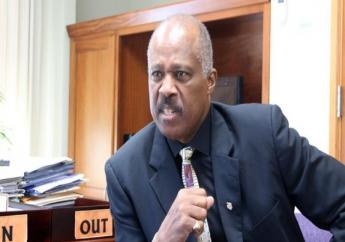 (File Photo) Sir Hilary Beckles