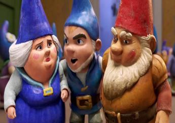 A scene from 'Sherlock Gnomes'