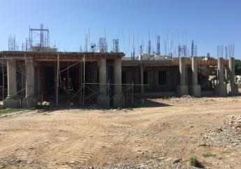 Construction of a building that will be the new house for the Portmore Municipal Corporation is expected to be completed by February, 2019.