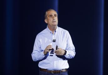 Krzanich joined Intel Corp. in 1982 as an engineer.