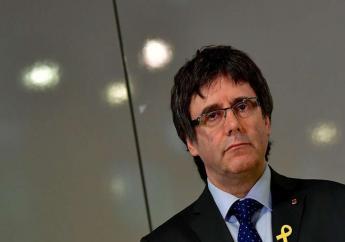 L'ex-président catalan, Carles Puigdemont/ AFP
