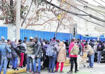 Des Haïtiens au Chili commencent à s'inscrire pour revenir en Haïti