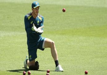 Australia Test captain Tim Paine.