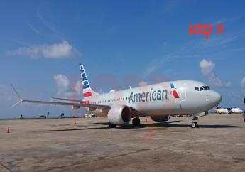 AA grounded in Barbados till Thursday, March 14, 2019.