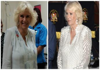 Duchess of Cornwall by day and night in Barbados