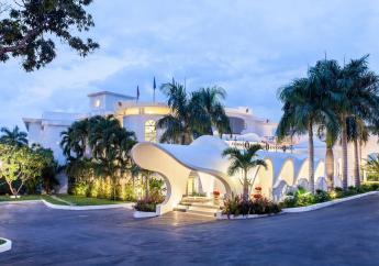 L'hôtel NH El Rancho.
