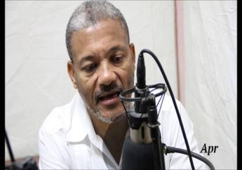 Fritz Deshommes, Recteur de l'Université d'Etat d'Haïti (UEH)/ Photo: Alterpresse