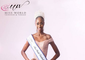 Tya Jane Ramey was crowned Miss World T&T.