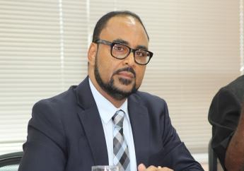 NIC Chairman Isaac Anthony