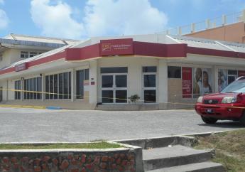 First Caribbean International Bank (CIBC) in Vieux-Fort