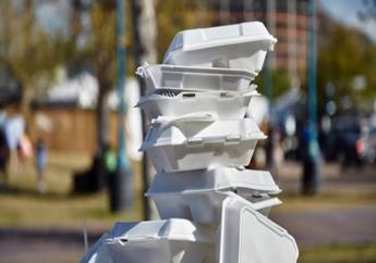 Illustration d'Assiettes en Styrofoam - Crédit Photo : returntonow.net