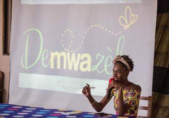 Marcna Andy Pierre / Photo: Demwazèl