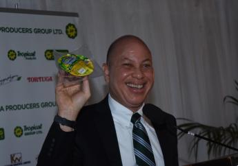 JP Group CEO Jeffery Hall
