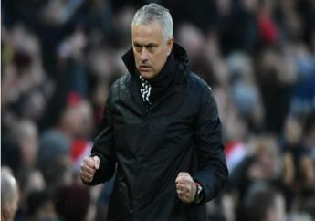 Former Manchester United and Real Madrid boss Jose Mourinho.