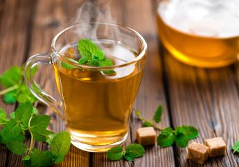 Mint tea stock photo. (Photo: iStock)