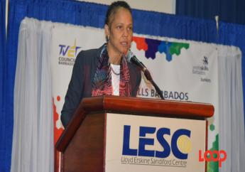 Santia Bradshaw, Minister of Education, Technological and Vocational Training