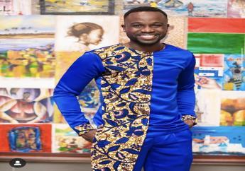 Jamaican actor Kevoy Burton