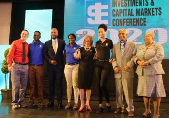 Deaf Can! Coffee's listing was announced at the opening ceremony of 15th JSE's Regional Conference on Investment and the Capital Markets in Kingston on Tuesday.