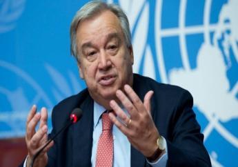 Le Secrétaire général de l'ONU, António Guterres. Photo: riafan.ru