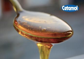 A spoonful of honey. (Photo: iStock)